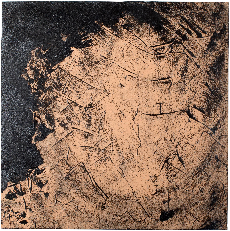 PELLE - Acrylic on chipboard, 45x45cm - AVAILABLE