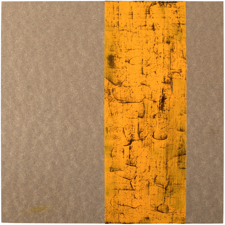 SABBIA A PERDITA D'OCCHIO - Acrylic on chipboard, 45x45cm - UNAVAILABLE