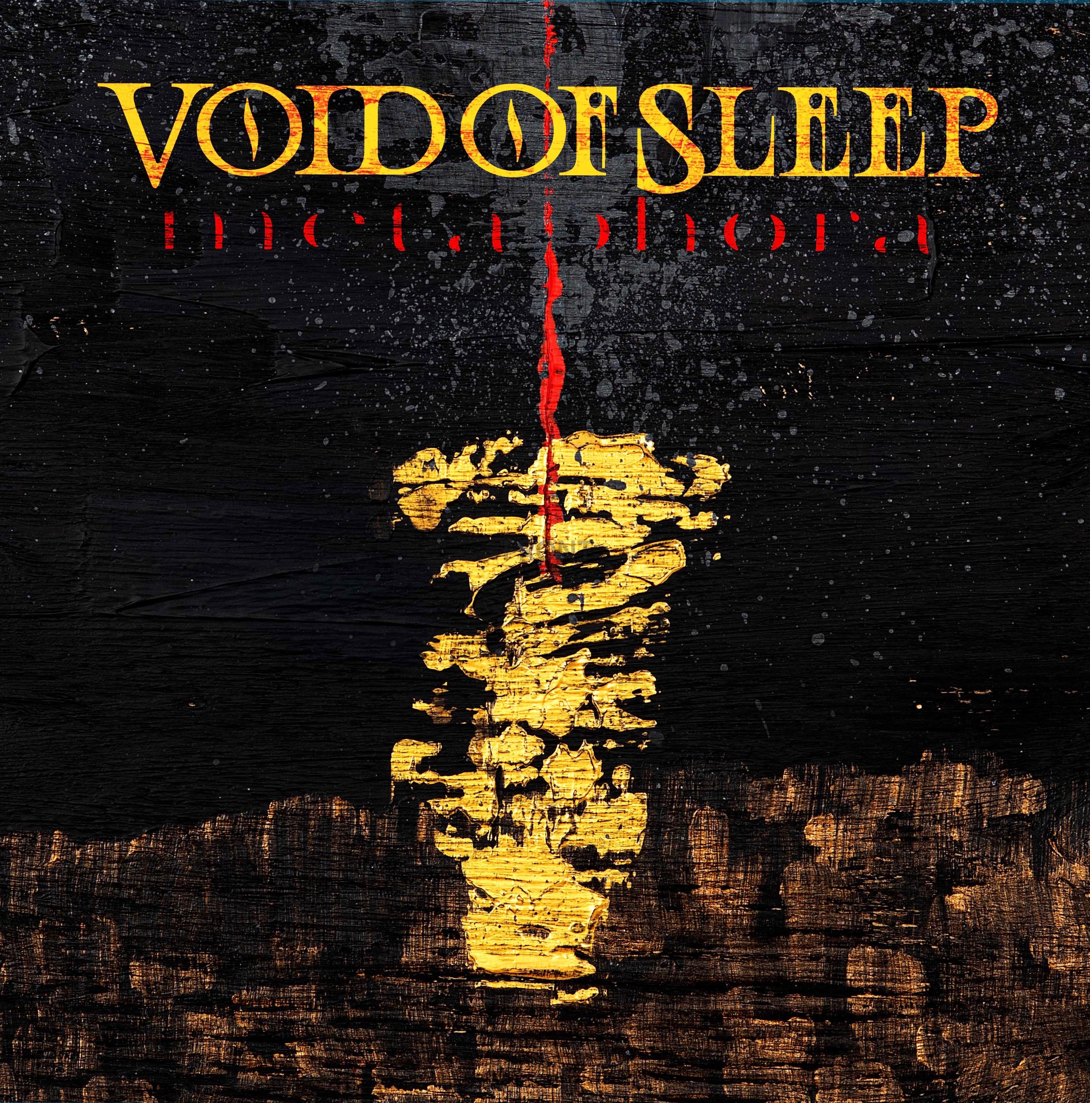 Void of Sleep Metaphora album cover, based on the painting Metahpora
