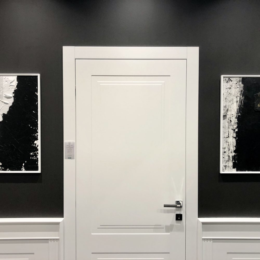 IN CANTO #1-#2 - Plaster and acrylic on 12mm plywood, 50x70cm, framed - AVAILABLES